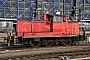 """Henschel 30120 - TrainLog """"363 831-9"""" 06.03.2018 - Mannheim, HauptbahnhofHarald Belz"""