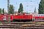 """Henschel 30120 - TrainLog """"363 831-9"""" 27.05.2018 - MannheimErnst Lauer"""