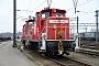 """Henschel 30122 - Railion """"363 833-5"""" 17.12.2007 - Rotterdam-Waalhaven ZuidAlexander Leroy"""