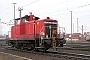 """Henschel 30123 - DB Schenker """"363 834-3"""" 19.12.2012 - Hamburg, Rangierbahnhof Alte SüderelbeAndreas Kriegisch"""