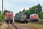 """Henschel 30125 - DB Fahrwegdienste """"363 836-8"""" 03.06.2016 - NieskyTorsten Frahn"""