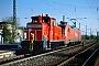 """Henschel 30126 - DB Cargo """"363 837-6"""" 06.04.2002 - Bensheim, BahnhofErnst Lauer"""