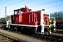 """Henschel 30128 - DB Cargo """"365 839-0"""" 29.03.2002 - KarlsruheErnst Lauer"""