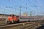 """Henschel 30129 - DB Cargo """"363 840-0"""" 25.03.2017 - München, HauptbahnhofWerner Schwan"""