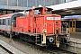 """Henschel 30129 - DB Cargo """"363 840-0"""" 24.11.2016 - München, HauptbahnhofMarvin Fries"""