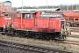 """Henschel 30129 - DB Cargo """"363 840-0"""" 31.12.2017 - München, Rangierbahnhof München NordFrank Pfeiffer"""