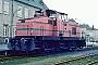 """Henschel 30310 - BLE """"V 85"""" __.04.1978 - Butzbach-OstErhard Hemer"""