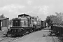 "Henschel 30310 - BLE ""V 85"" 18.08.1967 - Butzbach, Bahnhof Butzbach OstHelmut Beyer"