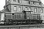 "Henschel 30332 - BLE ""V 126"" 27.06.1980 - Butzbach, Bahnhof Butzbach OstKlaus Görs"