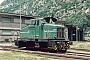 "Henschel 30504 - Monteforno ""6"" 18.06.1987 - GiornicoMichael Vogel"
