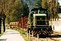 Henschel 30506 - Tensol Rail 04.04.2005 - zwischen Giornico und BodioRichard A. Bowen