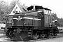 """Henschel 30514 - OWE """"DH 63"""" 22.05.1972 - HornburgGünter Krall  (Archiv Ludger Kenning)"""