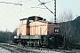 """Henschel 30573 - RAG """"440"""" 03.04.1996 - Essen-AltenessenHelge Deutgen"""