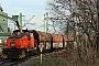 """Henschel 30573 - RBH Logistics """"440"""" 04.02.2014 - Bottrop, Kokerei ProsperLucas Ohlig"""