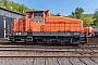 "Henschel 30573 - RBH Logistics ""440"" 27.04.2019 - Bochum-Dahlhausen, SEMBLothar Schemberg"