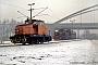 """Henschel 30625 - RAG """"430"""" 18.01.1985 - Bottrop, HafenNorbert Hubig"""