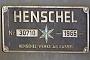 """Henschel 30710 - Die Post """"6"""" 29.01.2005 - BalsthalTheo Stolz"""