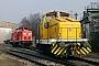 """Henschel 30859 - MVG """"9"""" 04.03.2006 - Mülheim (Ruhr)Malte Werning"""