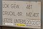 Henschel 30861 - Unirail 11.07.2015 - Lippstadt, WLE-HauptwerkstattHarald Belz