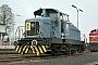 """Henschel 30861 - VW """"881 118"""" 27.04.1968 - BaunatalArchiv Ludger Kenning"""