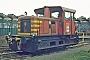 "Henschel 30875 - CFL ""1011"" 03.05.1996 - Luxembourg, DepotFrank Glaubitz"