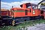 "Henschel 31091 - On Rail ""17"" 24.05.1997 - MoersFrank Glaubitz"
