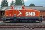 "Henschel 31111 - SNB ""Em 837 826-7"" 04.09.1997 - NiederbippTheo Stolz"
