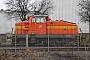 """Henschel 31113 - VAG Transport """"881 206"""" 19.02.2016 - Salzgitter, VW-GüterverteilzentrumCarsten Niehoff"""