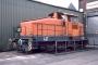 """Henschel 31176 - RAG """"437"""" __.04.2002 - Moers, Vossloh Locomotives GmbH, Service-ZentrumRolf Alberts"""