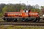 """Henschel 31178 - RBH Logistics """"640"""" 13.04.2007 - Marl-SinsenPeter Luemmen"""