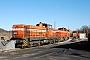 "Henschel 31178 - RBH Logistics ""640"" 16.022008 - Marl, RBH-Lokstation Auguste Victoria 1/2Klaus Linek"