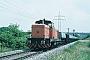 """Henschel 31179 - RAG """"641"""" 16.05.1996 - PadbergHelge Deutgen"""
