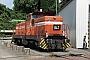 """Henschel 31179 - RBH Logistics """"641"""" 22.07.2013 - Gladbeck West, RBH ZentralwerkstattALexander Leroy"""