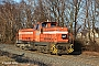 """Henschel 31179 - RBH Logistics """"641"""" 16.02.2015 - Bottrop-WelheimWerner Wölke"""