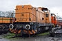 "Henschel 31180 - RAG ""642"" 06.04.2004 - Gladbeck-West, RAG Betriebshof Alexander Leroy"