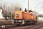 """Henschel 31181 - RAG """"643"""" 28.03.1996 - Moers-RheinkampHelge Deutgen"""