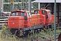 "Henschel 31181 - RBH Logistics ""643"" 23.08.2014 - Gladbeck, Bahnhof WestDominik Eimers"