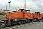 """Henschel 31183 - RBH Logistics """"453"""" 20.01.2015 - Oberhausen-Osterfeld, Betriebshof SüdLucas Ohlig"""