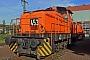 """Henschel 31183 - RBH Logistics """"453"""" 28.09.2014 - Oberhausen-Osterfeld, Betriebshof SüdLucas Ohlig"""