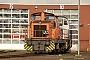"Henschel 31183 - RBH Logistics ""453"" 14.04.2015 - Oberhausen-Osterfeld, Betriebshof SüdAlexander Leroy"