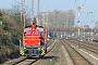 """Henschel 31195 - DB Regio """"98 80 3607 103-9 D-WLH"""" 29.02.2016 - Düsseldorf-RathWolfgang Platz"""