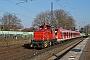 """Henschel 31195 - DB Regio """"98 80 3607 103-9 D-WLH"""" 13.02.2017 - Essen-AltenessenMirko Grund"""