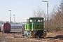 """Henschel 31201 - Schmitz Spedition """"1"""" 12.02.2008 - Hagen-Kückelhausen, BahnhofIngmar Weidig"""