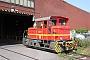 """Henschel 31230 - ArcelorMittal Stahlhandel """"Lok 1"""" 26.08.2019 - Essen, Stadthafen, Anschluss ArcelorMittalJura Beckay"""