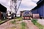 """Henschel 31313 - Weserport """"3"""" 18.06.1999 - Bremen, IndustriehafenMichael Vogel"""