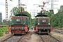 """Henschel 31336 - RBH Logistics """"021"""" 17.06.2011 - Bottrop, Übergabebahnhof ProsperKlaus Linek"""