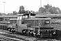 """Henschel 31337 - RAG """"108"""" 17.09.1986 - Streckennetz der Ruhrkohle AGPeter Ziegenfuss"""