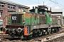 """Henschel 31338 - RBH Logistics """"022"""" 19.05.2007 - Gladbeck-ZweckelPatrick Böttger"""