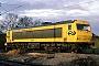 """Henschel 31403 - NS """"1600 P"""" 31.12.1979 - Bad BentheimLudger Kenning"""
