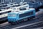 """Henschel 31405 - DB """"202 004-8"""" __.__.1983 - Mannheim, BahnbetriebswerkErnst Lauer"""